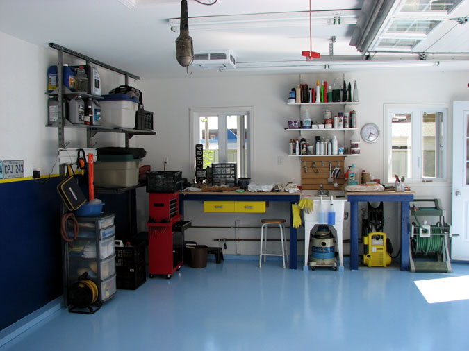 Amenagement garage mecanique - Amenagement garage auto ...