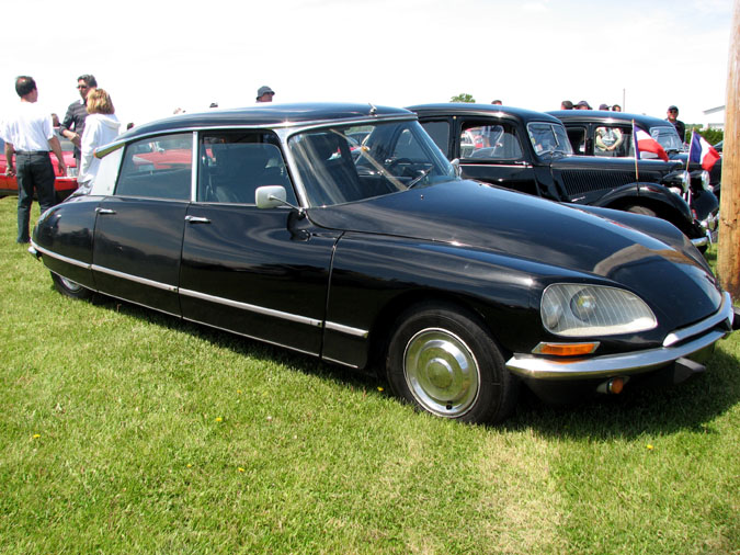 rencontre citroen ds